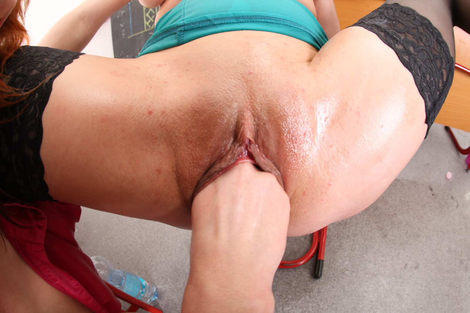 Enemas extreme fisting young asian